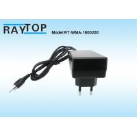 Wholesale 100-240VAC Input EU Plug 16V 2A Wall-mount Power Adapter  RCA Jack for Santral from china suppliers