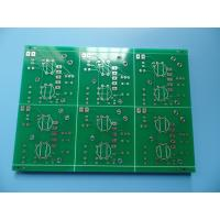Wholesale Fr4 High Tg 135 1oz Double Sided PCB Trace Impedance HASL Lead Free PCB from china suppliers