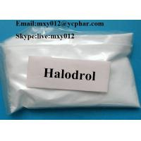 Wholesale Lean Hard Muscle Gain Prohormone Steroids White Crystalline Powder Halodrol H-drol Powder from china suppliers