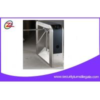 Wholesale Security    tripod turnstile gate  /  turnstile barrier with entrance type RFID card reader from china suppliers