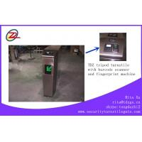 Wholesale Waterproof Security Tripod Turnstile Gate / Subway Turnstile Barrier Gate from china suppliers