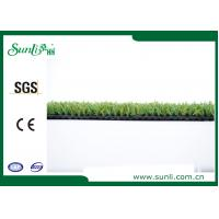 Wholesale Two Layers Backing 5500 Dtex Outdoor Sporting Golf Artificial Grass PP Double Green from china suppliers