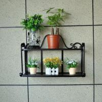 Buy cheap Plant stand/artificial plants, made of iron tube and bar with powder coating from wholesalers