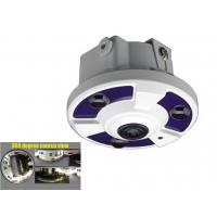 Wholesale 1080P 360 Degree Fisheye IP Camera HD Megapixel lens 3pcs IR Array Leds from china suppliers