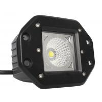Wholesale Off Road Cars LED Light Pods 15W Power  Spot / Flood Beam 1000 Lumen from china suppliers
