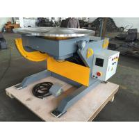 Wholesale 5T Elevating Welding Positioning Equipment 0 – 120 Degree Tilt Angle from china suppliers