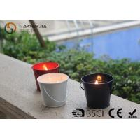 Wholesale Romantic Citronella Insect Repellent Candles For Garden No Toxic 400g from china suppliers