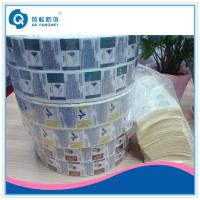 Wholesale Self Adhesive Plastic Labels For Makeup With Copper Stamping Foil from china suppliers