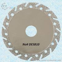 Wholesale Electroplated Segmented Saw Blades - DESB10 from china suppliers