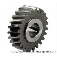 Wholesale Gearbox Helical Gear Wheel , Toothed Cylindrical Gear 0.03mm Machined Tolerance from china suppliers