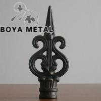 Quality Wrought Iron Fence Finials for sale