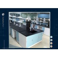 Wholesale Laboratory Layout Design Lab Cabinets And Countertops , Electronic Metal Lab Casework from china suppliers