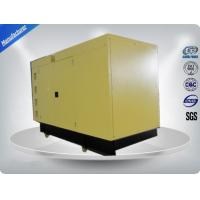 Wholesale Three phase 30 kw prime power Soundproof  Diesel Generator Set with Cummins Engine from china suppliers