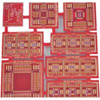 Wholesale Custom High Frequency Multilayer PCB Layout Design Blind Vias TG 170 from china suppliers