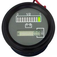Wholesale LED Digital State of Charge Battery Hour Meter Indicator for Golf Cart, Boat RL-BI003 from china suppliers