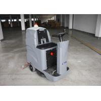 Wholesale Hotel / Office Building D7 Driving Type Ride On Floor Scrubber Dryer With Warning Light from china suppliers