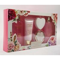 Wholesale Essence of Luxuries Bath and Body Gift Basket with Shower Gel & Bubble Bath from china suppliers