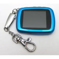 Quality 1.1 inch digital photo key chain with apple shape for sale