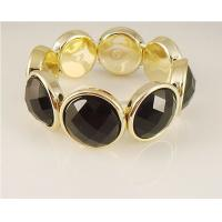 Wholesale hot sale black acrylic bracelet from china suppliers