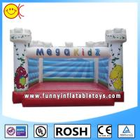 Wholesale Outside Sewing Commercial Inflatable Bouncers With Jumping Bouncers from china suppliers