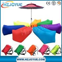 Wholesale factory detect sale Fast Inflatable Lazy Bag Out Door Lazy Air Bag Lazy Sofa Sleeping bed from china suppliers