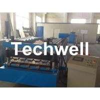 Quality Chromadek IBR Sheeting Roll Forming Machine, IBR Roof Roll Forming Machine for sale