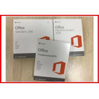 Buy cheap 100% Genuine Key 3.0 Usb 2 GB RAM Microsoft Office 2016 Professional Retail from wholesalers