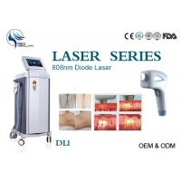 Wholesale Permanent 808nm Diode Hair Removal Laser Machine Spot Size 12*12mm With Germany Bars from china suppliers
