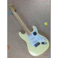 Wholesale New!!! ST Guitar, Scalloped Fingerboard, YGW, Big Head ST Electric Guitar, Vintage White from china suppliers