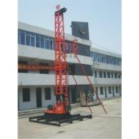 Wholesale Lifting Drilling Rods core Drilling Tower with 9.5m/16m/27m from china suppliers