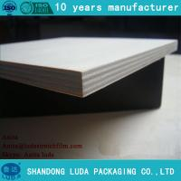 Wholesale Luda 100% formaldehyde free natural plywood / 18mm laminated plywood for India market from china suppliers