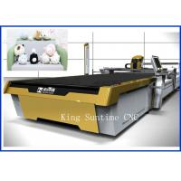 Wholesale Intelligent Data Technology Automatic Fabric Cutter Machine For Doll / Plush Toys Cutting from china suppliers
