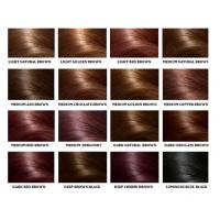 Wholesale Human Hair Color Ring Chart For Black Women High Temperature Fiber from china suppliers