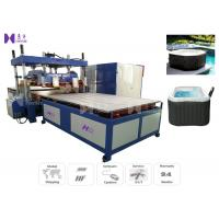Wholesale Hot Tub Inflatable Welding Machine 75Kw 220V / 380V 5T Air Pressure With 3 Operate Pedals from china suppliers