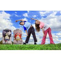Wholesale Portable Kids Hard Shell Luggage Lightweight OEM / ODM Available from china suppliers