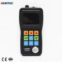 Quality Live A-Scan / Time-based B-Scan Paint Thickness Gauge TG5000 Series Ultrasonic for sale