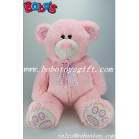 Wholesale Pink Giant Stuffed Toy Bear with Big Tummy For Promotional Products gifts from china suppliers
