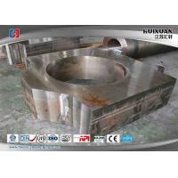 Wholesale Alloy Steel Bearing Pedestal ST52.3 Stainless Steel Forging Turntable Bearing Pedestal from china suppliers