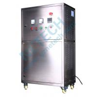 Wholesale Air cooling Industrial Ozone Generator / ozonator for drinking water With Ceramic tube from china suppliers