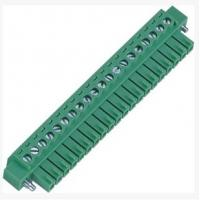Wholesale 3.5MM Female Terminal Blocks Connectors For Load Control Systems Rohs UL Green from china suppliers