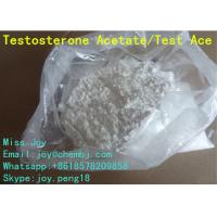 Wholesale Testosterone Acetate Test Ace Testosterone Steroid Powders CAS 1045-69-8 from china suppliers