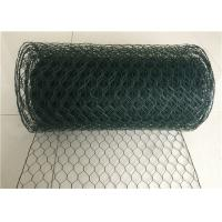 Wholesale Hexagonal Rabbit Proof Wire Netting , Premium PVC Coated Wire Mesh Fencing from china suppliers