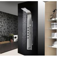 Wholesale stainless steel massage shower mixer shower panels from china suppliers