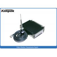Wholesale High Power 30W Wireless Data Radio FSK Modulation Long Distance RS232 / TTL from china suppliers