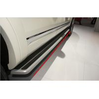 Wholesale Volkswagen Touareg 2011 Vehicle Running Board , OEM Aluminium Alloy Side Step from china suppliers