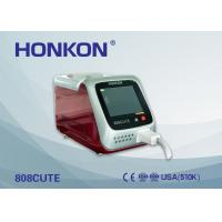 Wholesale HONKON Portable 300W Permanent Hair Removal 808Nm Diode Laser Machine For Sale from china suppliers