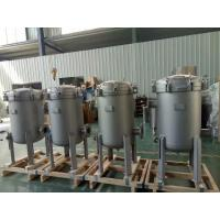 Quality Multi-bag filter house for sale