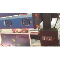 Roll To Roll Led UV Inkjet Printer 3.2m Printer UV Ink CMYK Color to Print Any Material