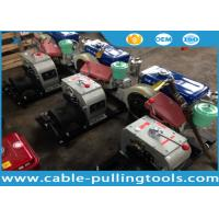 Wholesale Cable Pulling Machine 3T Diesel Winch For Tower Erection During Transmission Line from china suppliers