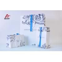 Wholesale Custom Logo Printed Matt lamination Art Paper Gift Shopping Paper Bags from china suppliers